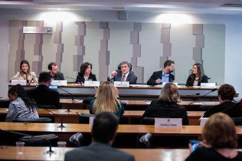 No Senado, subcomissão presidida por Moka discute projeto sobre doenças raras