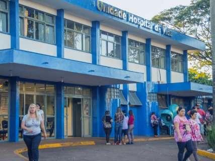 Defensoria encontra situação caótica no maior hospital do interior