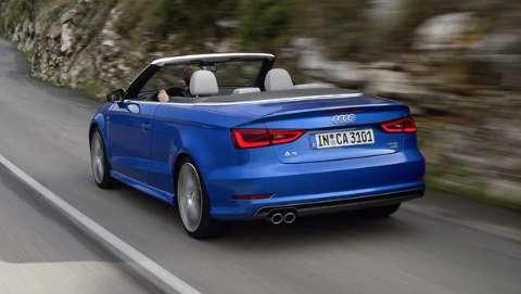 Audi lança versão conversível do A3 no Brasil
