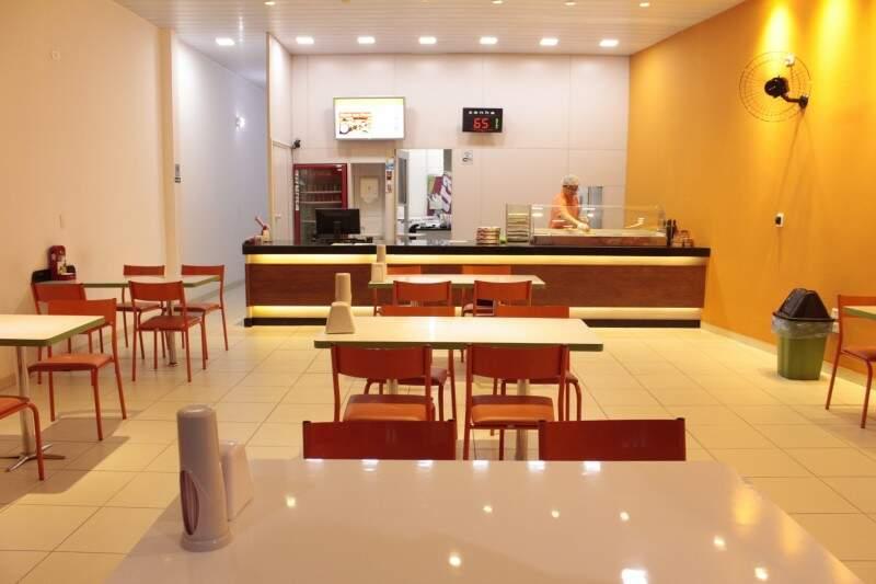 Espaço fica na avenida Calógeras, 674, Vila glória.