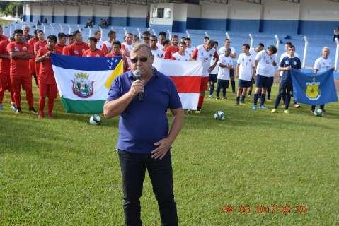 Japorã derrota Tacuru na abertura da Copa Assomasul em Itaquiraí
