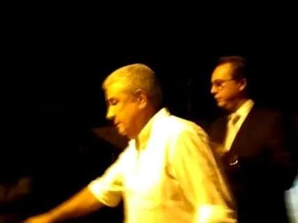 Após 12 dias presos, Amorim e Giroto deixam o Centro de Triagem