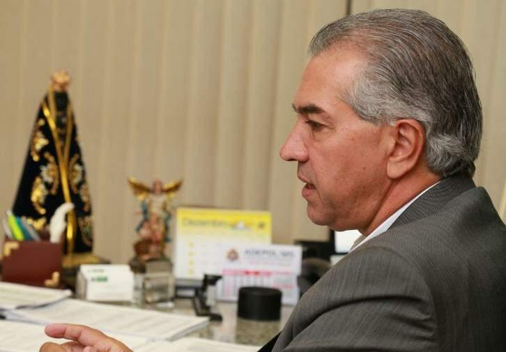 Governador vai reduzir secretarias e comissionados em 2017.(Foto: Marcos Ermínio)