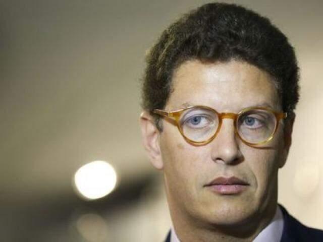 Ricardo Salles foi empossado ministro do Meio Ambiente. (Foto: Marcelo Camargo/Agência Brasil)