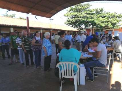 Com fronteira tranquila, eleição movimenta 4,5 milhões de paraguaios