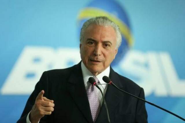 Reforma ministerial de Temer é para substituir nomes que vão disputar as eleições. (Foto: Valter Campanato/Agência Brasil)