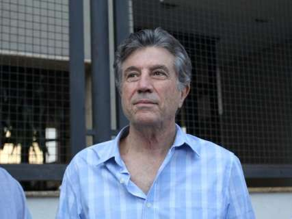 """Murilo deixa para """"bater martelo"""" como vice de Reinaldo na convenção"""