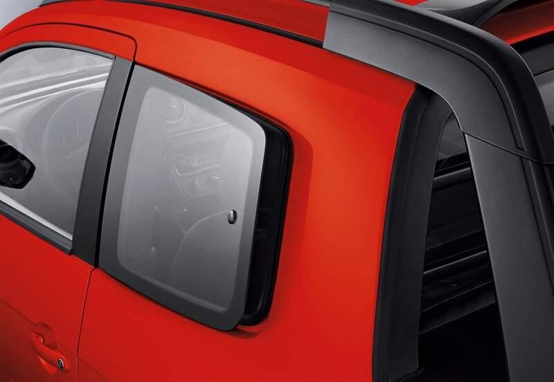 Volkswagen apresenta a nova Saveiro com cabine dupla