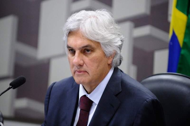 Delação de Delcídio faz a PGE enviar pedido de inquéritos para uma lista de políticos (Foto: Edilson Rodrigues/Agência Senado)