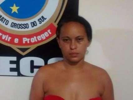 Mulher que roubou idoso em 2014 é presa durante abordagem policial