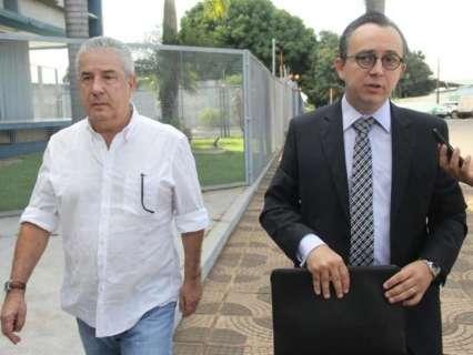 Amorim, Giroto e mais 2 completam 1 semana presos à espera de acórdão