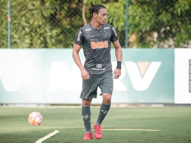 Ricardo Oliveira é a esperança de gols do Atlético na final (Foto: Bruno Cantini/Atlético)
