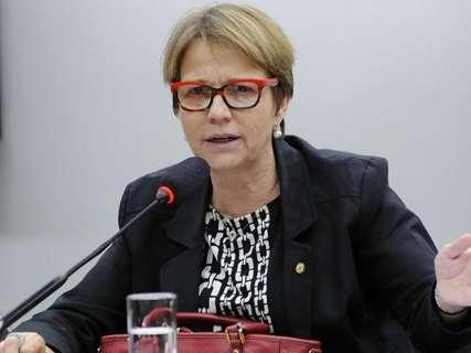 Depois de meses de indefinição, Tereza Cristina confirma saída do PSB