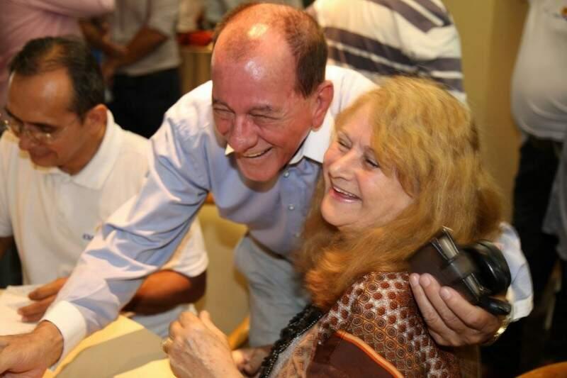 Ciro de Oliveira, radialista há 47 anos. (Foto: Fernando Antunes)