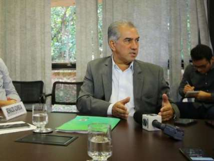Governador participa de evento sobre Pantanal com a presença de Temer