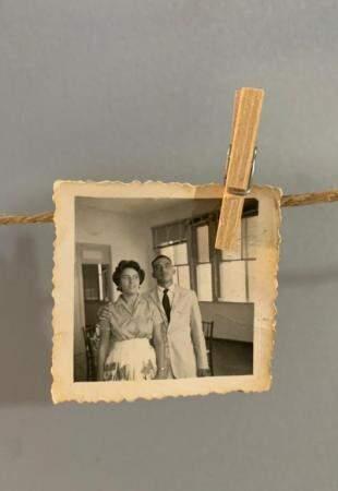 Ambos de família gaúcha, o casal se conheceu na infância. (Foto: Arquivo Pessoal)