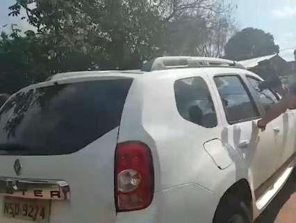Puccinelli e filho deixam prisão após determinação de desembargador