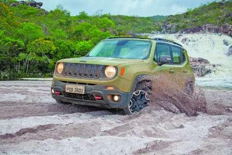 Jeep Renegade foi o SUV mais vendido em novembro
