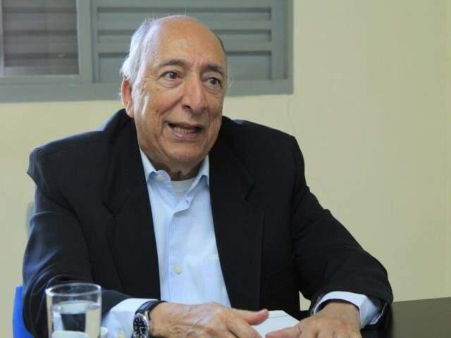Chaves anunciou que disputará a reeleição em chapa encabeçada por Odilon. (Foto: Marina Pacheco/Arquivo)