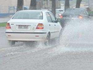 Chuvas de até 119 milímetros castigam cidades do interior do Estado