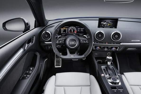 Audi RS 3 chega renovado