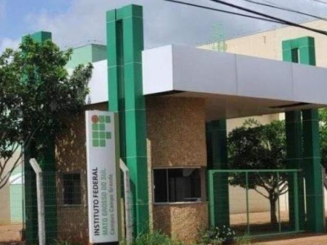 As vagas são para as unidades da IFMS em 13 cidades. (Foto: Arquivo)