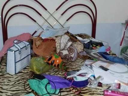 Casal quer indenização após casa ser revirada durante operação do Gaeco