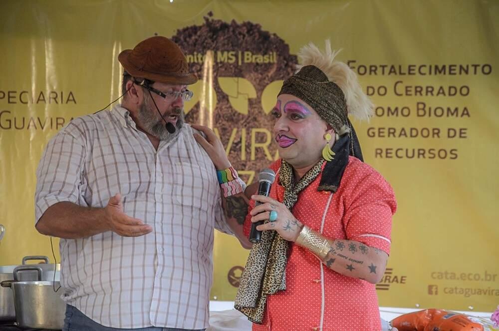 Mr. Formoso e Caçador de Guavira trarão um pouco da história e da relação do sul-mato-grossense com a fruta (Foto: Divulgação)