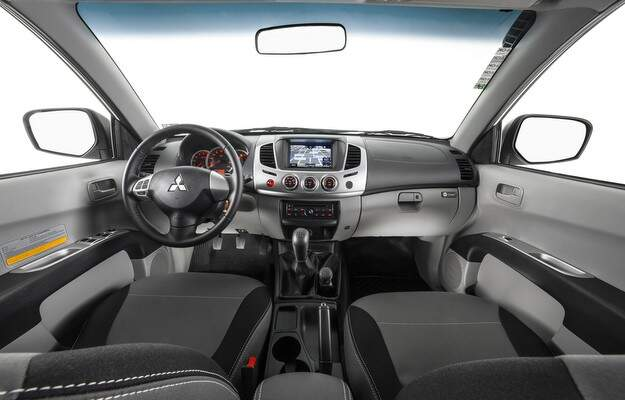 Mitsubishi apresenta a série limitada da L200 Triton Savana