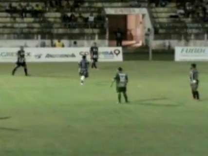 Corumbaense bate Novo por 2 a 0 e pula para 3ª colocação do Estadual