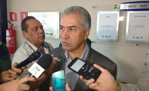 Governador entrega e lança novas obras em Caarapó e Amambai
