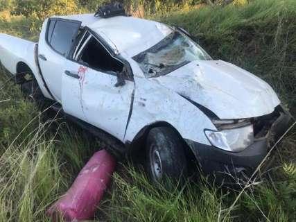 Coordenador da Funai se envolve em acidente a caminho do interior