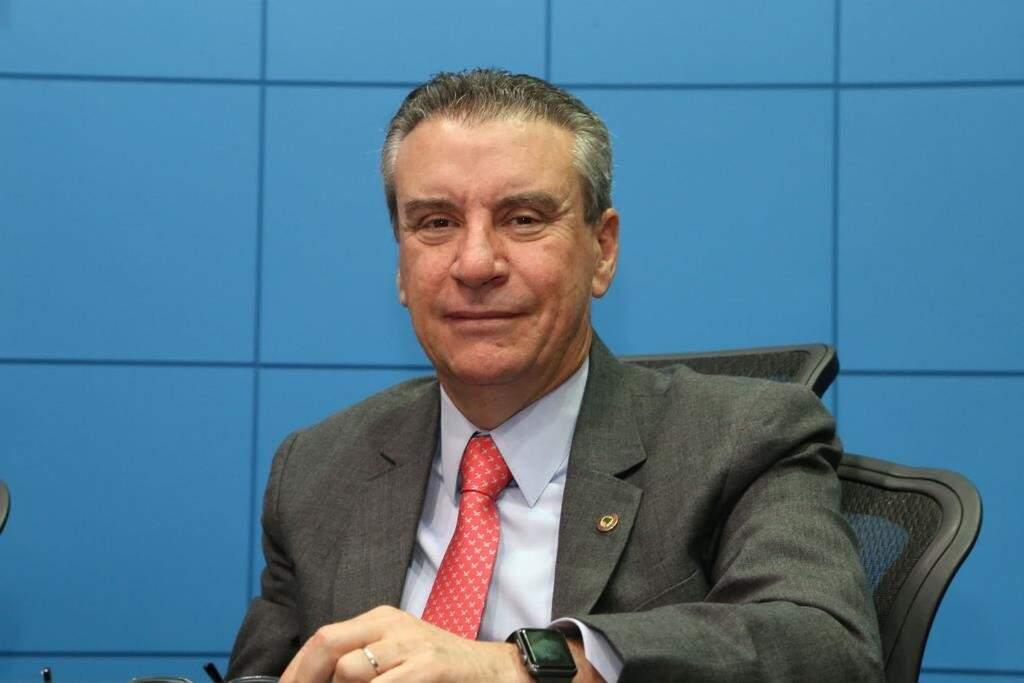 Deputado estadual Paulo Corrêa (PR) (Foto: Vitor Chileno/ Divulgação)