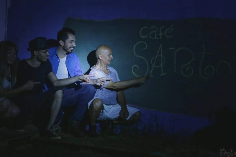 Ato cênico Café Santo será apresentado no Bar Valu