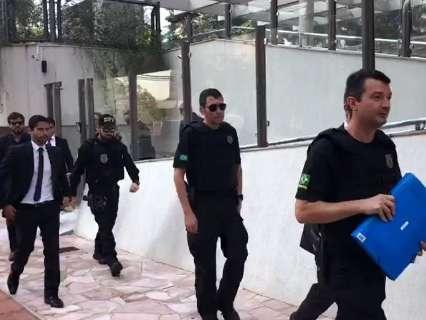 Conselheiro do TCE-MS e ex-deputado, Márcio Monteiro é preso pela PF