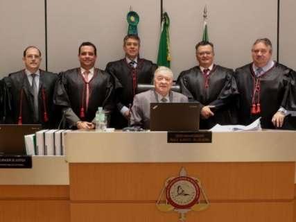 TJMS assina primeiro acórdão de julgamento virtual em 2º grau