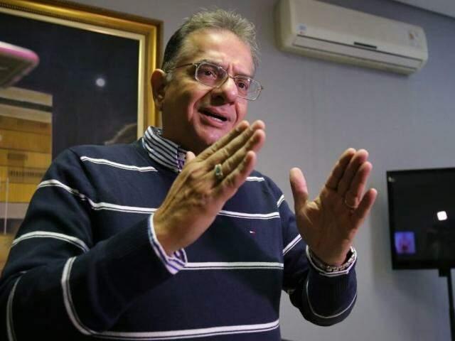 Secretário estadual diz que faltou planejamento quanto às vacinas e remédio Tamiflu (Foto: Marcos Ermínio)