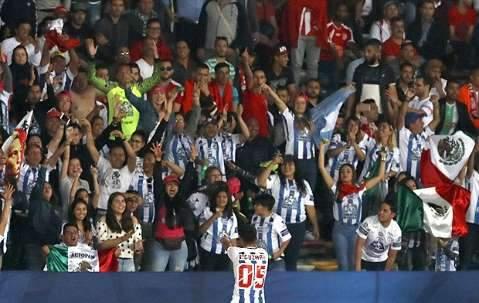Grêmio vai enfrentar o Pachuca do México na semifinal do Mundial