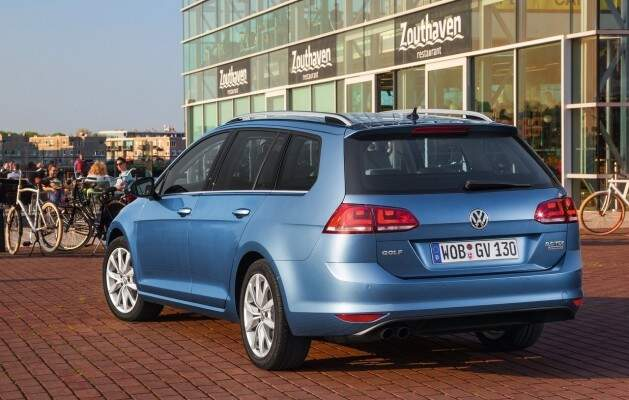 Volkswagen lança Golf Variant no Brasil