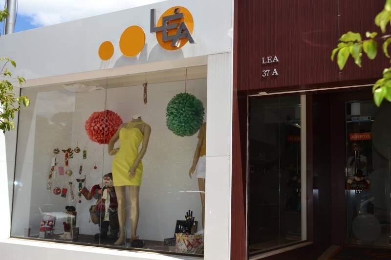 A loja fica na rua Manoel Inácio de Souza, 37, no bairro Jardim dos Estados.