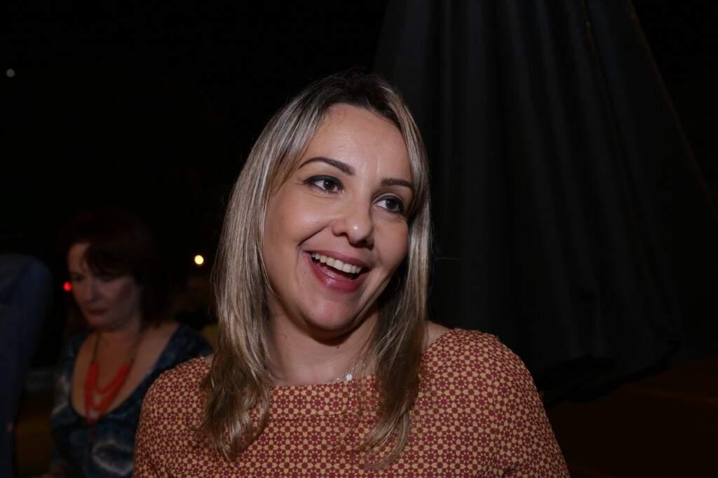 Fabiana é presidente do grupo há 2 anos. (Foto: Kísie Ainoã)