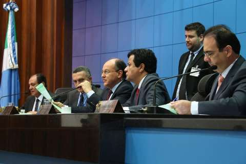 Assembleia oficializa comissão que vai investigar as denúncias da JBS