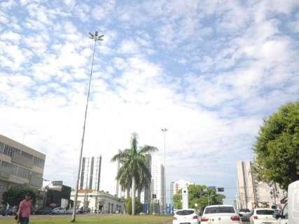 Umidade do ar pode atingir 12% em 59 cidades de MS, alerta Inmet