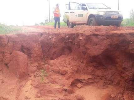 Chuvas causam mais estragos e prefeitura estuda novo decreto de emergência