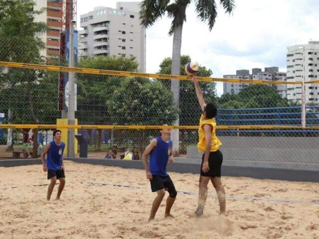 Capital sedia seletiva para jogadores de base (Foto: Arquivo/Campo Grande News)