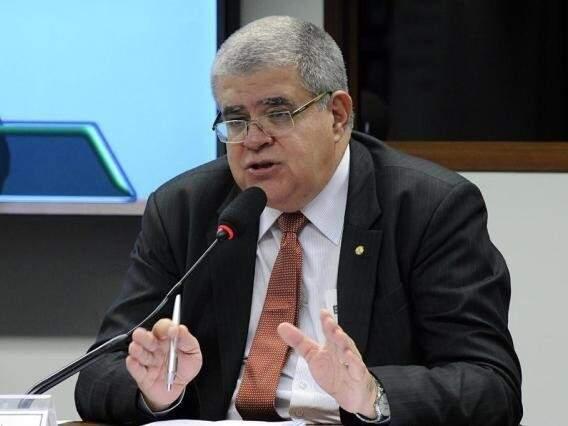 O deputado federal Carlos Marun (PMDB) é um dos aliados mais fiéis do presidente (Luís Macedo/ Câmara dos Deputados)