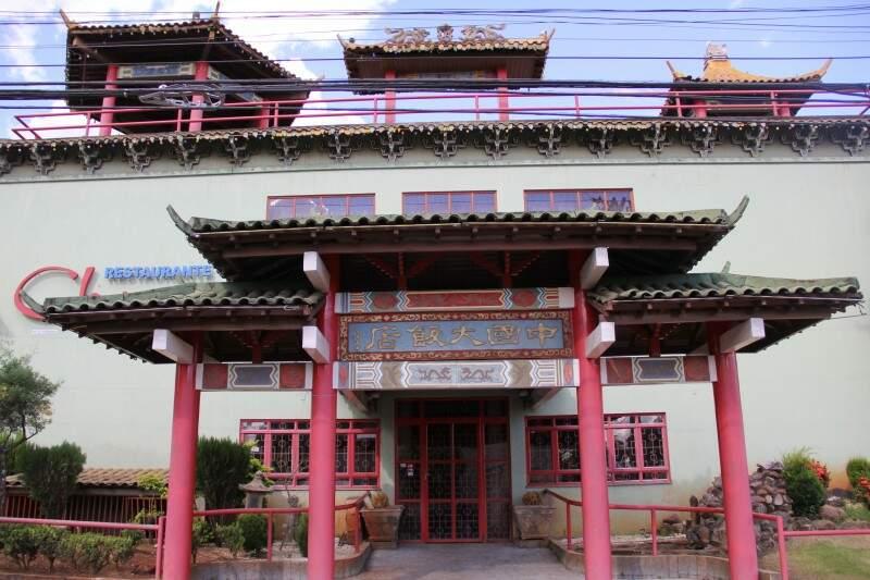 O China pertenceu à família Huang por três décadas. (Foto: Marcos Ermínio)