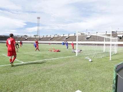 Com gols de Eberson e Firmino, Costa Rica faz 2 a 0 sobre o Comercial