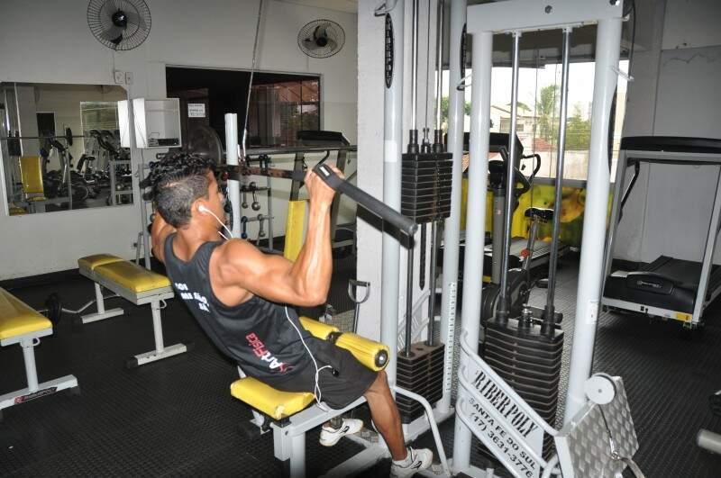 Pesquisa do Ministério da Saúde aponta que a pratica de exercícios foi a que mais cresceu. (Foto: Marcelo Calazans)