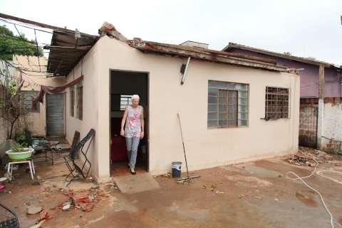 Moradores do União contabilizam prejuízos dia após temporal devastador